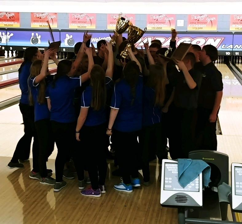 Hopkins dominates post-conference bowling tourney, sweeps OK