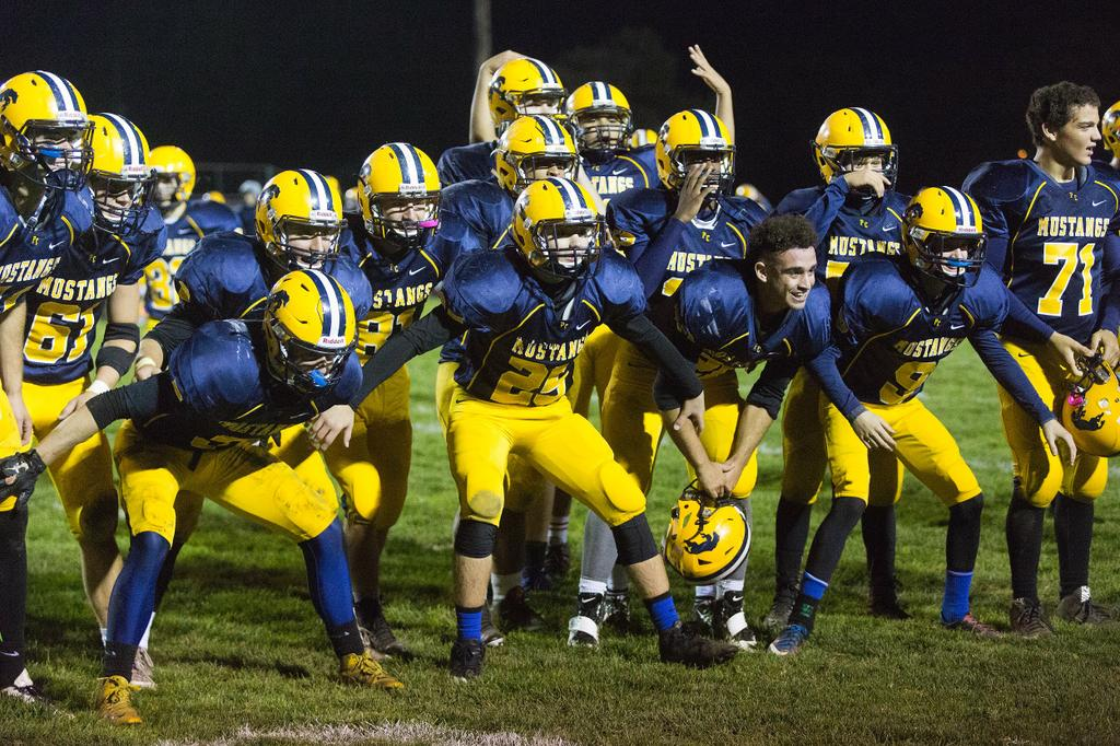 Portage Central Seniors Ready For First Trip To Football