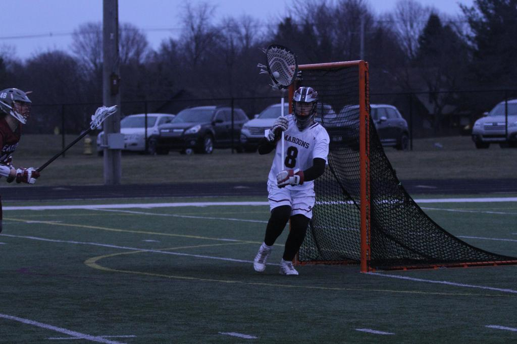 Holland Christian Maroons Take Down the GR Forest Hills Eastern Hawks In Triple OT, 11-10