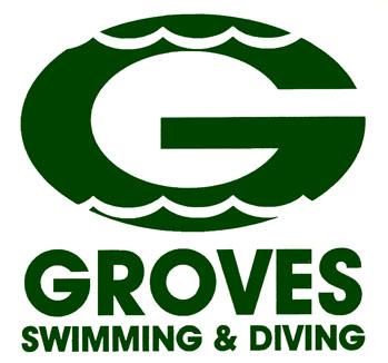 Birmingham Groves Girls Swimming Emerald Tide