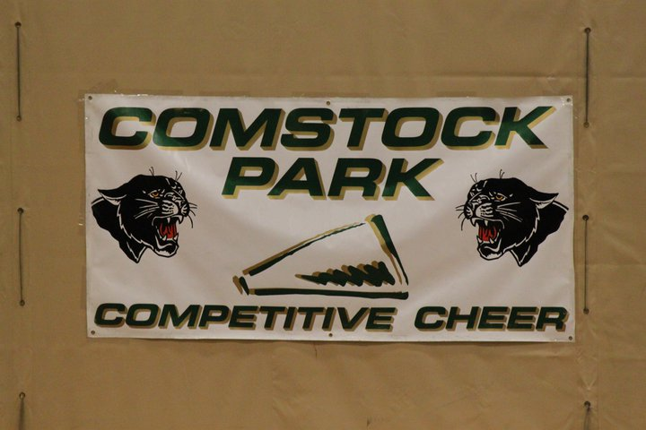 Comstock Park Competitive Cheer Panthers