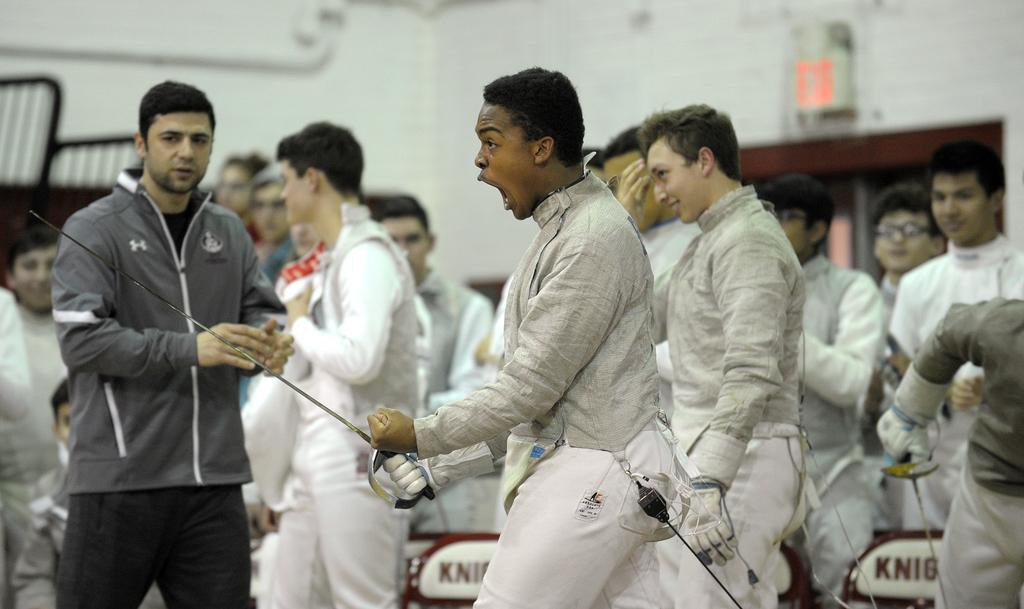 Boys fencing: St. Peter's Prep eyes 3rd straight state title