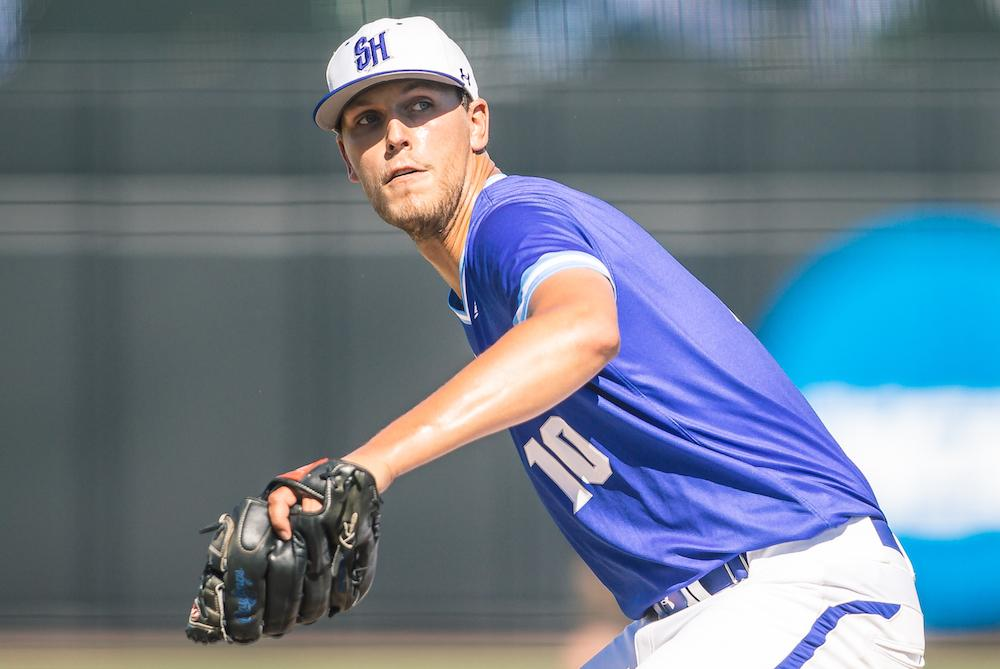 MLB Draft: Former RFH star, Seton Hall U. right-hander McCarthy taken by Indians in 18th round