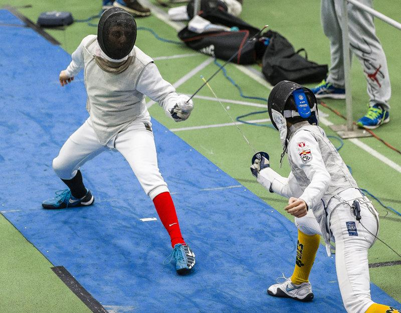 Boys Fencing Pingry S Malcolm Fields To Compete In 2017