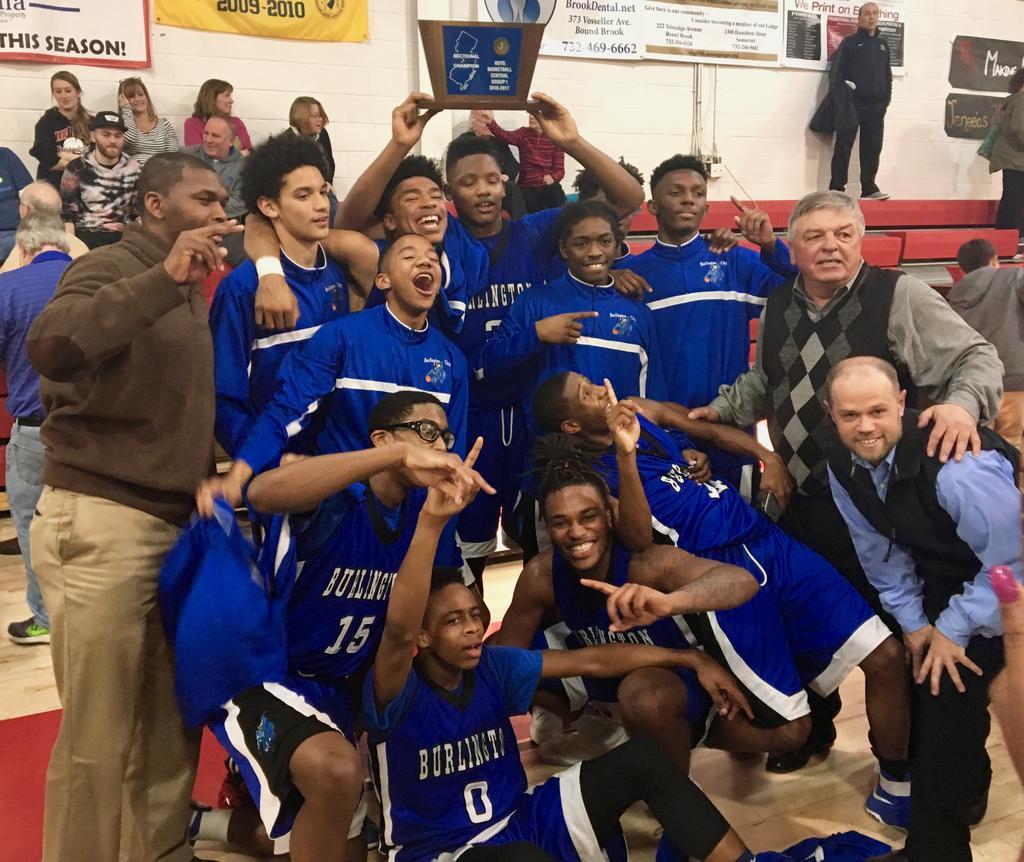 Burlington City Wins Central Jersey, Group 1 Title Over
