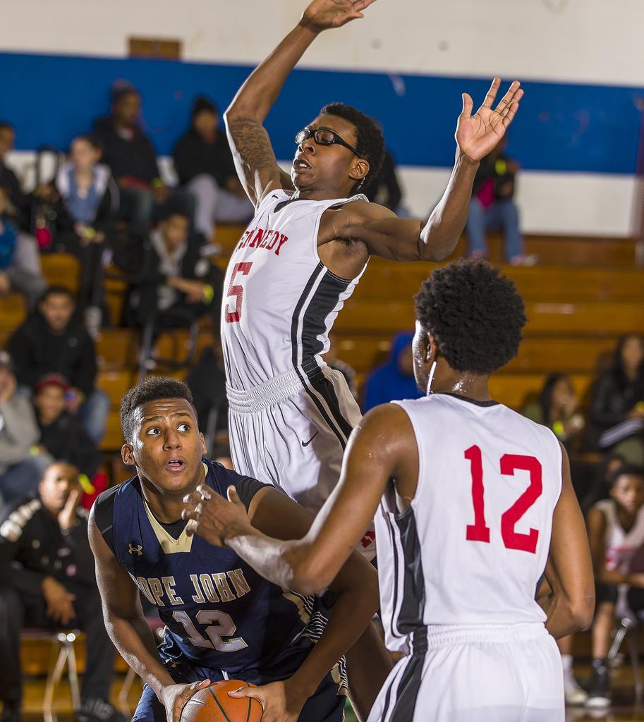 New Jersey High School Boys Basketball