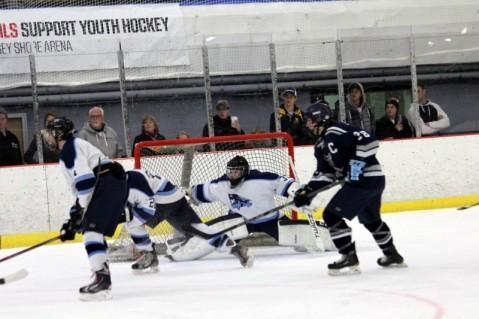 NJ H.S.: Max Halvorsen Becomes All-time Leading Point Scorer For Freehold Township Hockey