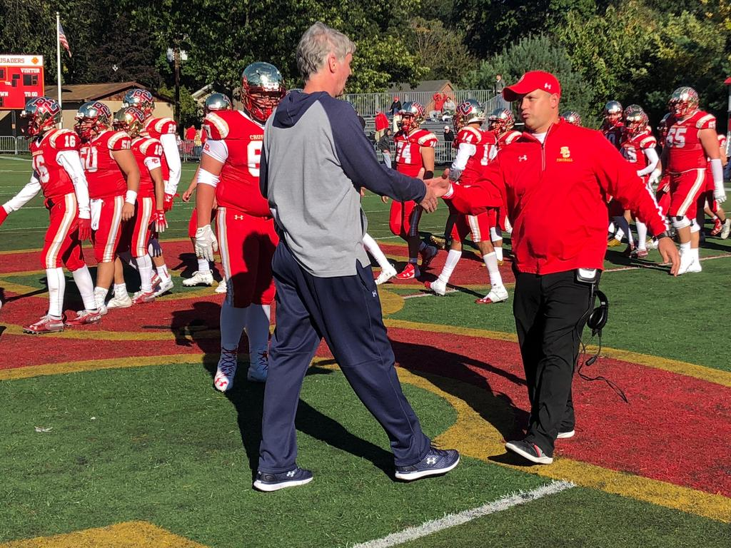 No. 3 Bergen Catholic survives sloppy, 4-turnover performance in win over Pope John