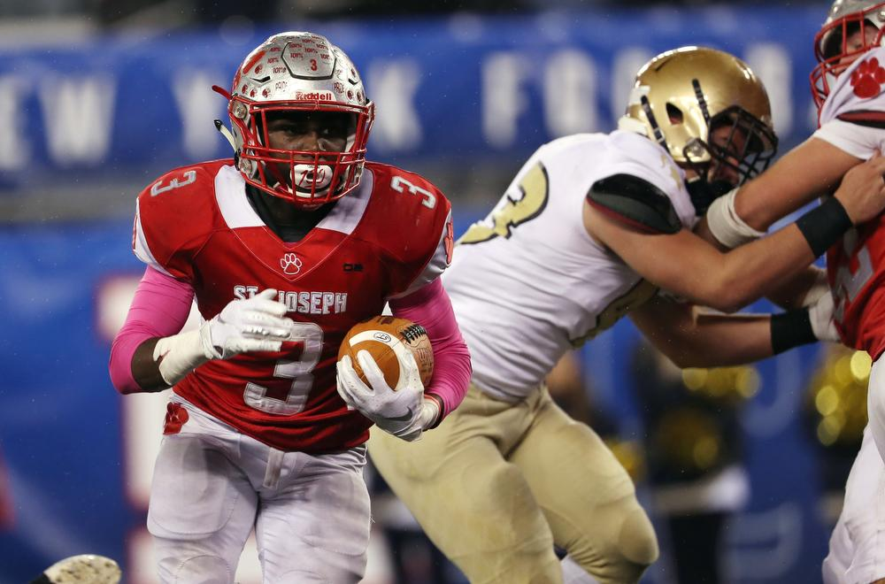 West Jersey Football League Player of the Year and other postseason honors, 2018