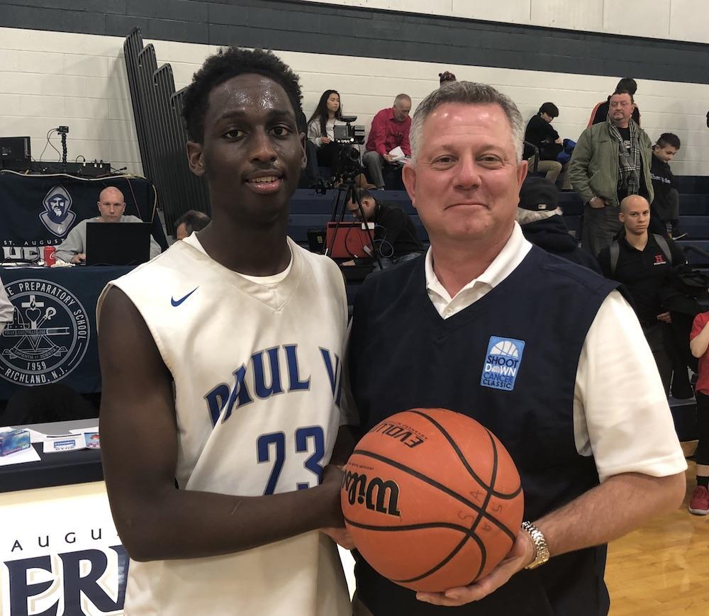 Big Weekend In High School Basketball: Boys Basketball: Big Three Helps Paul VI Hand No. 11
