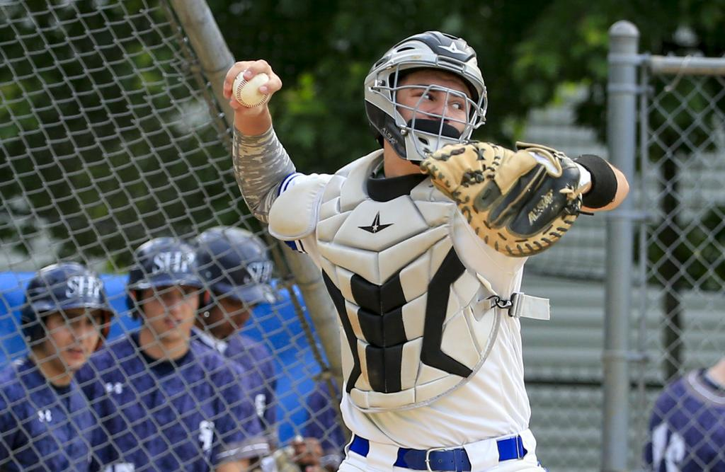 MLB Draft: Millburn catcher Serruto picked by Reds; will he choose Rutgers or pro ball?