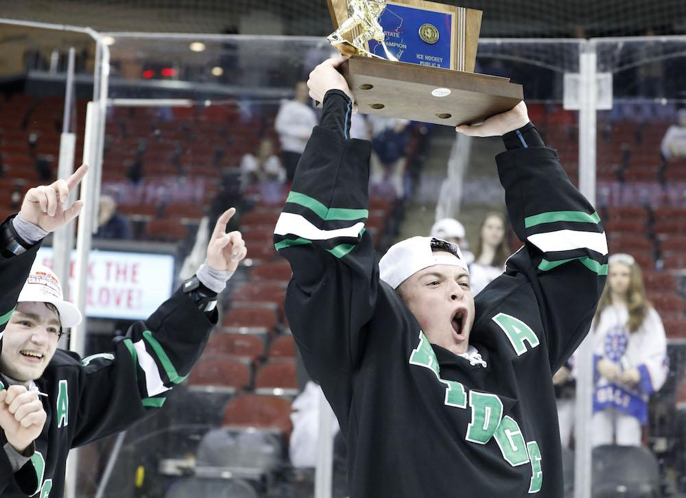 Where did your team land in the final N.J. ice hockey team rankings? (Scott Faytok   For NJ Advance Media)