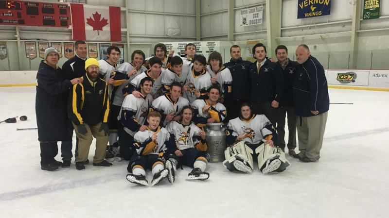 NJ H.S.: Vernon Ice Hockey Gets Past Newton-Valley In OT, Wins 1st Sussex Cup Since 2006