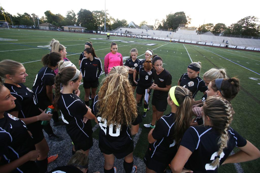 No. 18 Middletown North girls soccer taking Shore Conference by storm