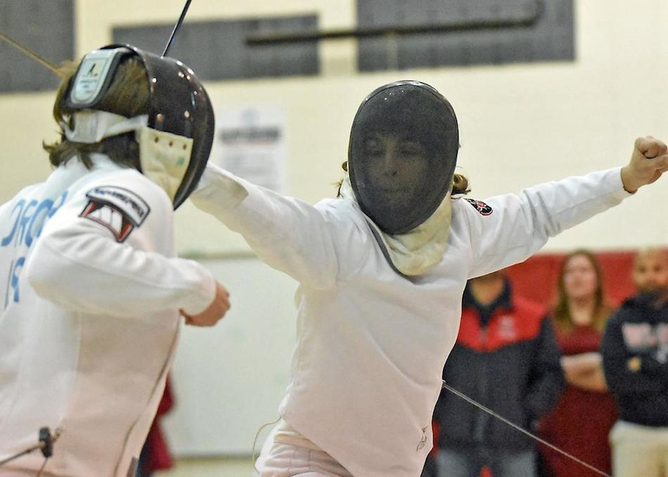 Hunterdon County Democrat Fencing Preview Dates To Keep