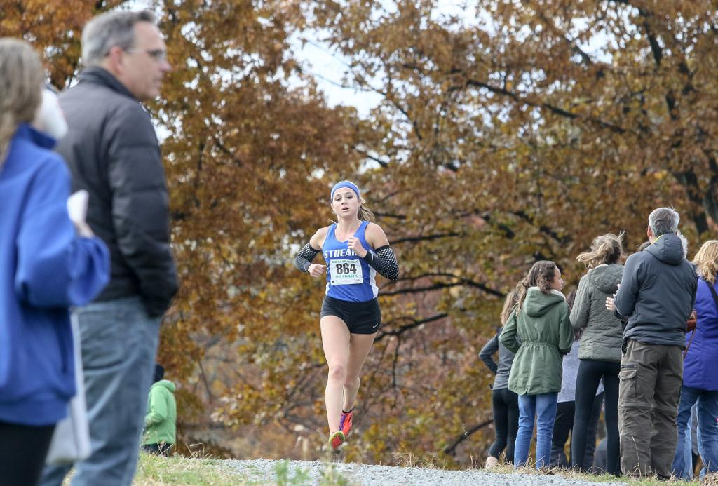 Westley goes where no Warren Hills cross country runner has gone before