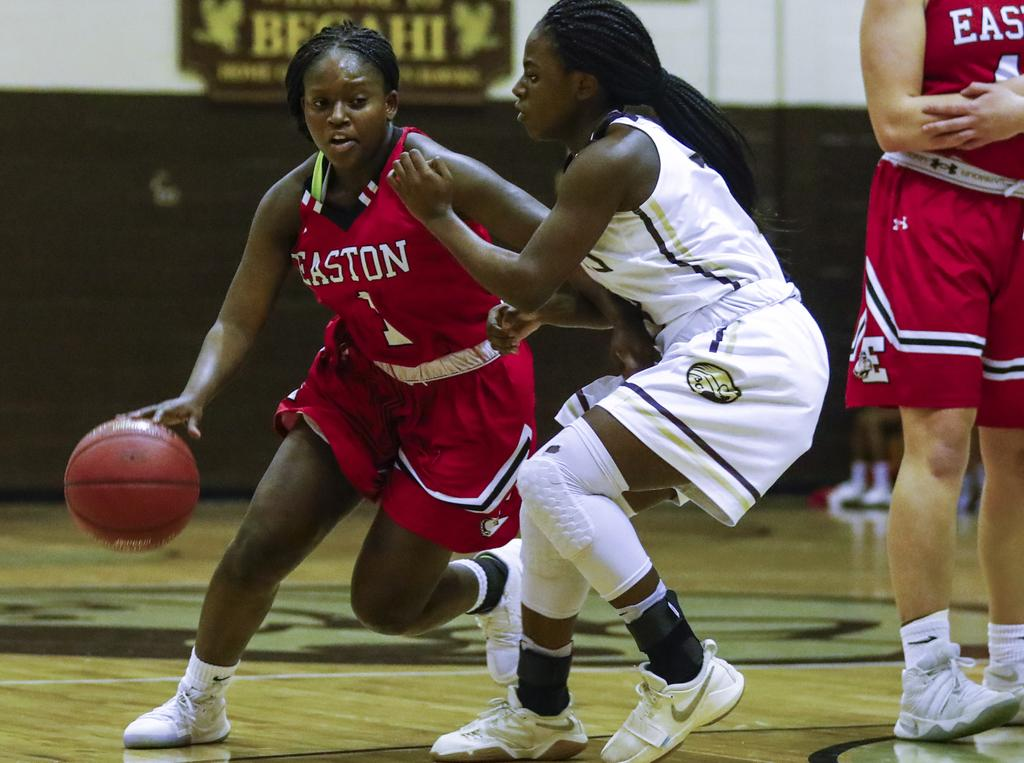 Poll: Easton's Oliver is the most clutch in girls basketball