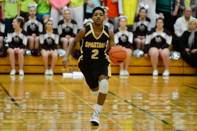 Milton Hershey's experience shows as strong fourth quarter effort gets Spartans past Susquehanna ...