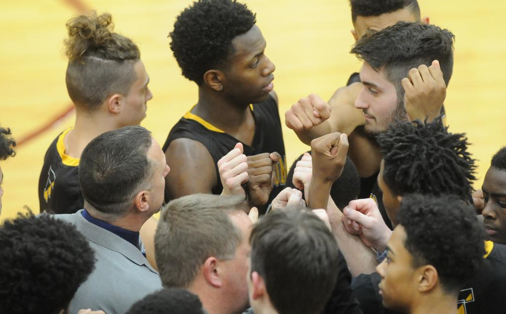 Freedom boys basketball falls 1 rebound short vs. Bangor ...