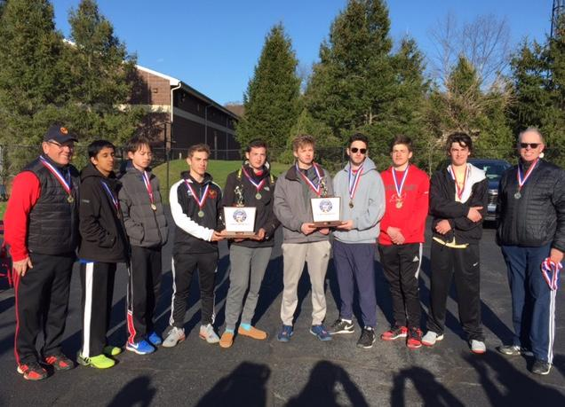 See the Colonial League boys tennis tournament results