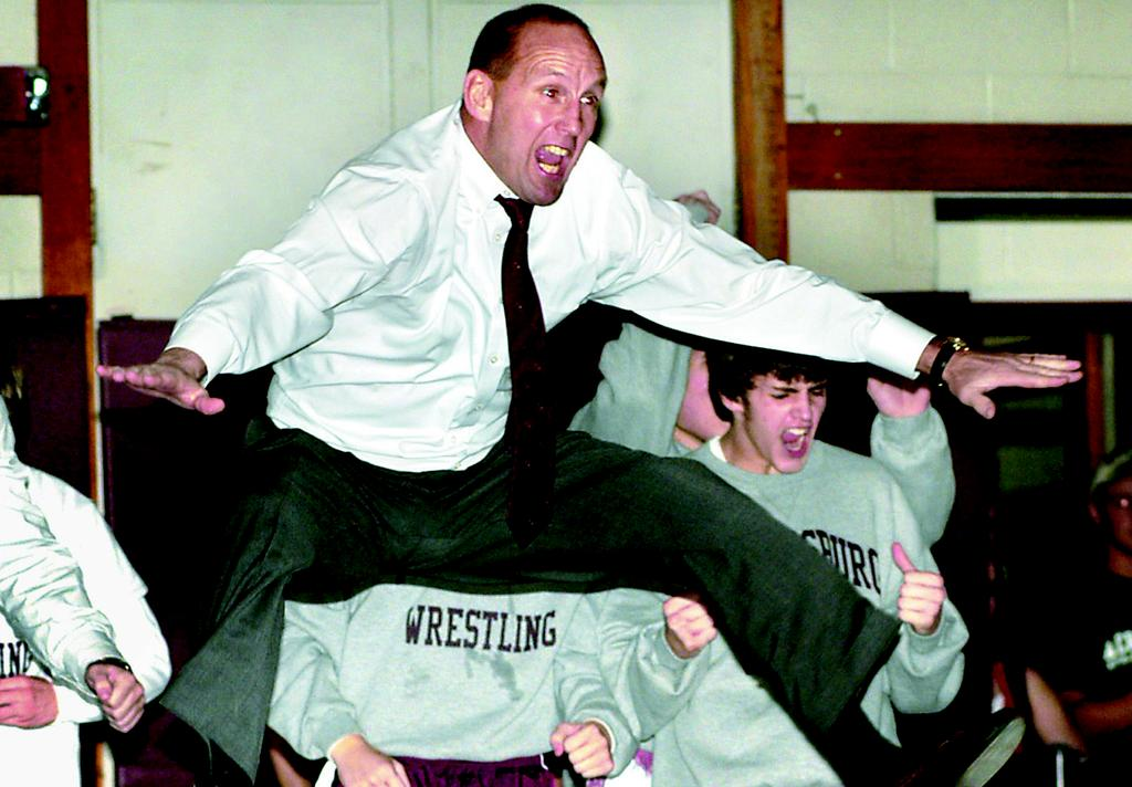 Sources: Rick Thompson to be named Bethlehem Catholic wrestling coach