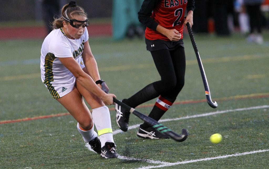 Emmaus field hockey can't overcome 5-0 deficit in state semifinals
