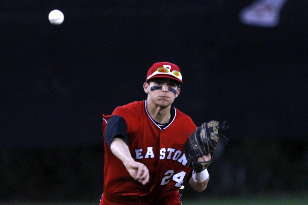 Easton's Storm hopes for long Carpenter Cup baseball run