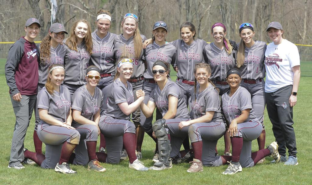Phillipsburg softball blasts way to 20-run playoff victory