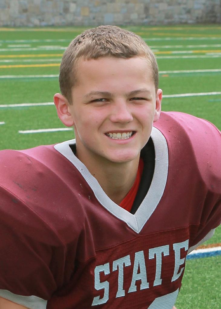 Ryan McNulty @ State College High School - lehighvalleylive com