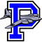 Palmerton Girls Basketball Blue Bombers