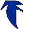 Cedar Crest Girls Track and Field Falcon