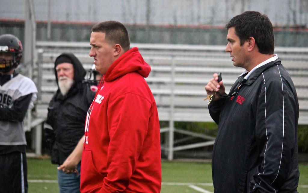 Moore Catholic High School Football Staten Island