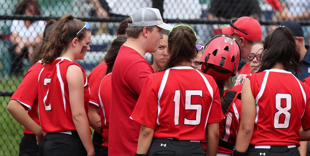 Moore will have to wait until Wednesday for softball Archdiocesan title game