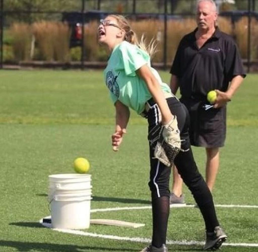 HS softball: Ashley Hughes leads NDA's JV to Archdiocesan title game