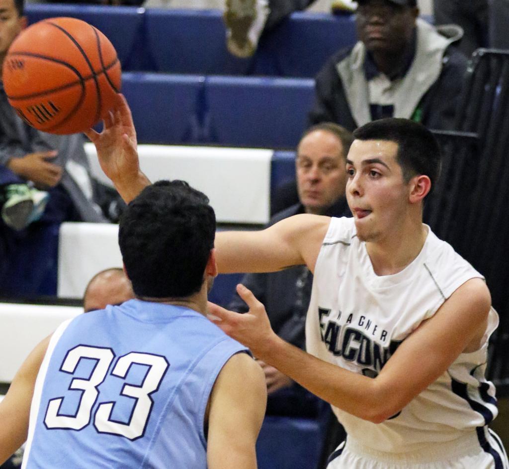 Schools Education3 18 19south Haven: Susan Wagner Drops Tough 72-70 Boys' Basketball Decision To Mott Haven