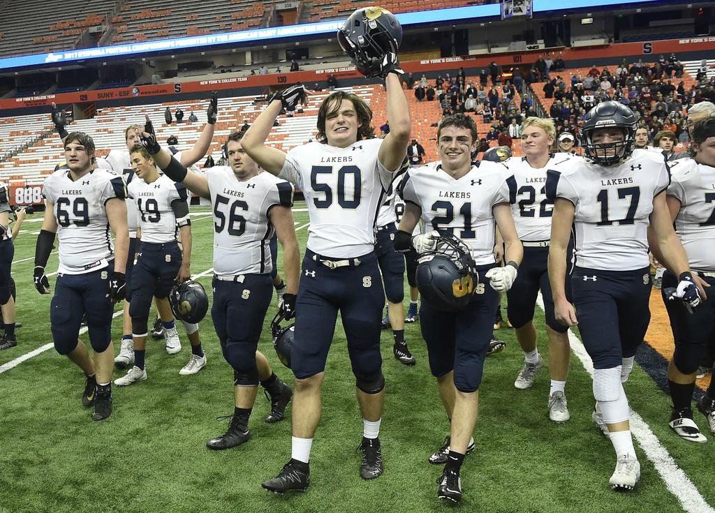 State champ Skaneateles has record-setting QB, core players back and a new challenge