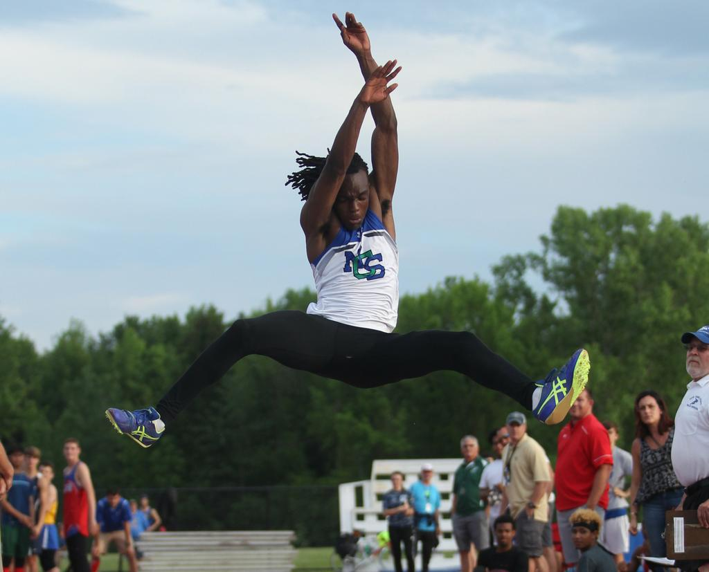 Cicero-North Syracuse's Jeremiah Willis named state's top boys track & field athlete