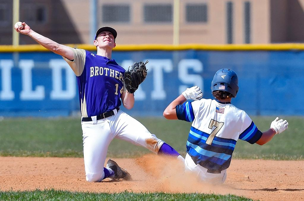 Slate of 15 first-round games starts busy sectional baseball playoffs Monday