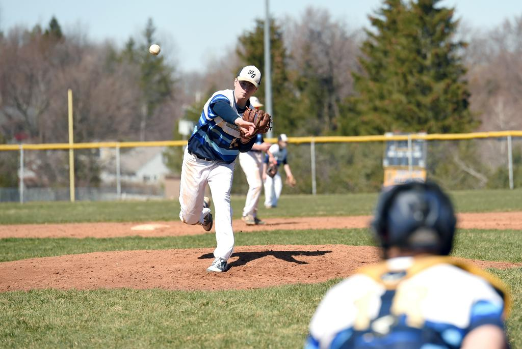 Sun shines and baseball resumes in Section III on Saturday