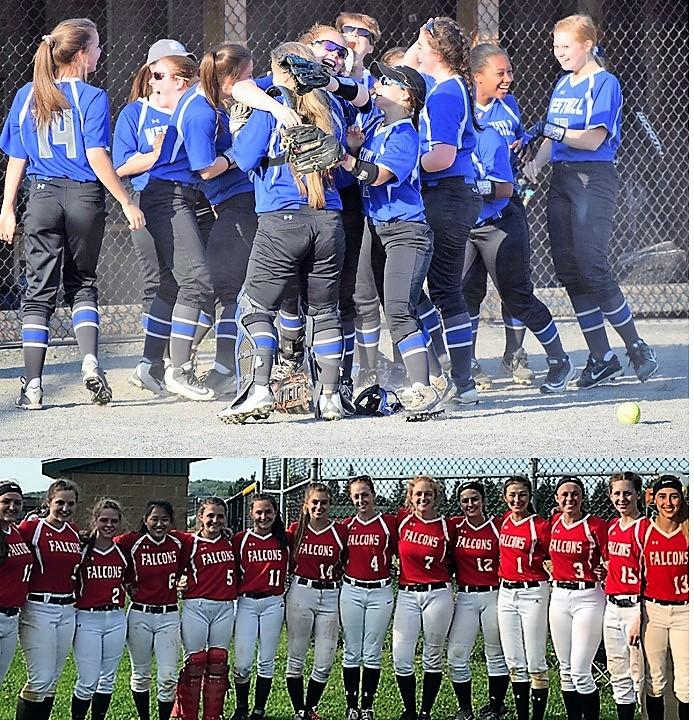 Softball sectional playoff roundup: Two No. 1 seeds falter in night of upsets