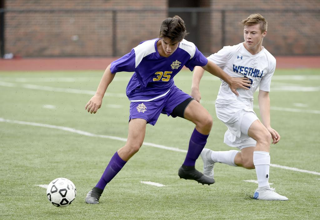 Vlassis' goal gives CBA upset over ESM, berth in sectional finals (videos)