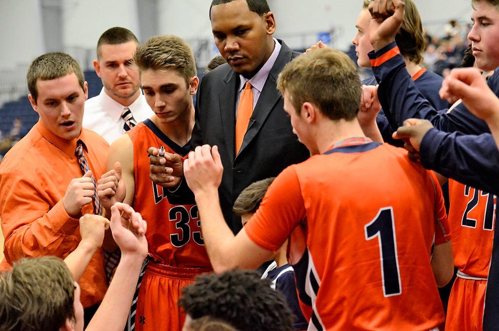 High school playoff roundup: Boys basketball semifinals ...