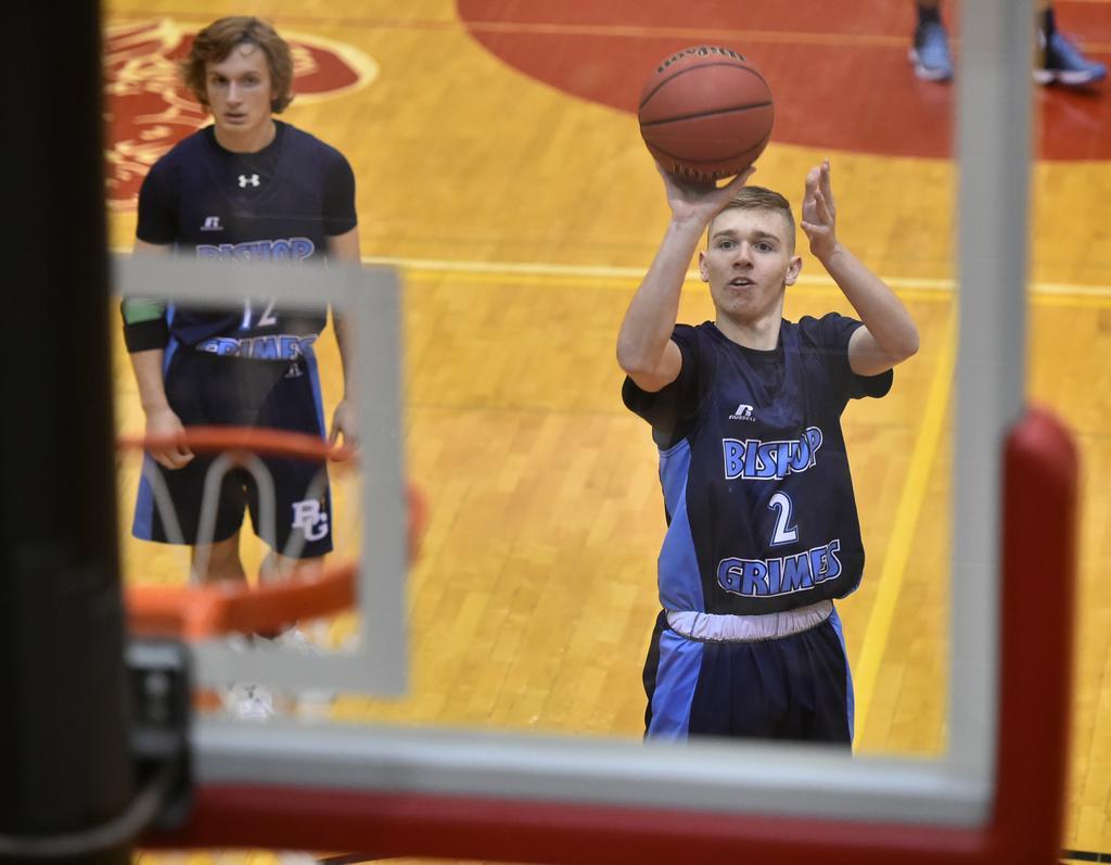 Section III boys basketball roundup: Grimes takes comeback ...