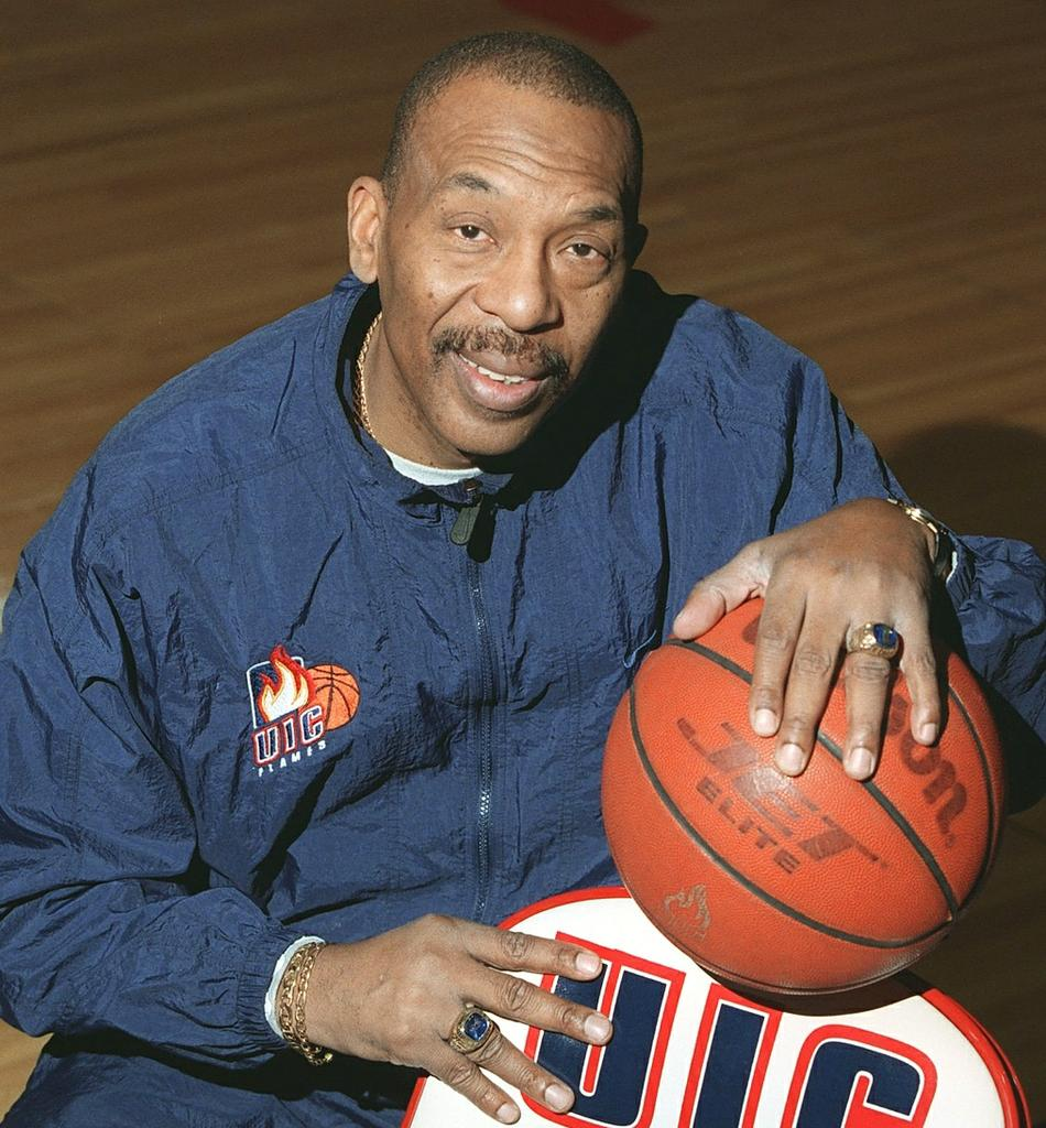 Top 75 basketball players: No  1 Jimmy Collins remembers