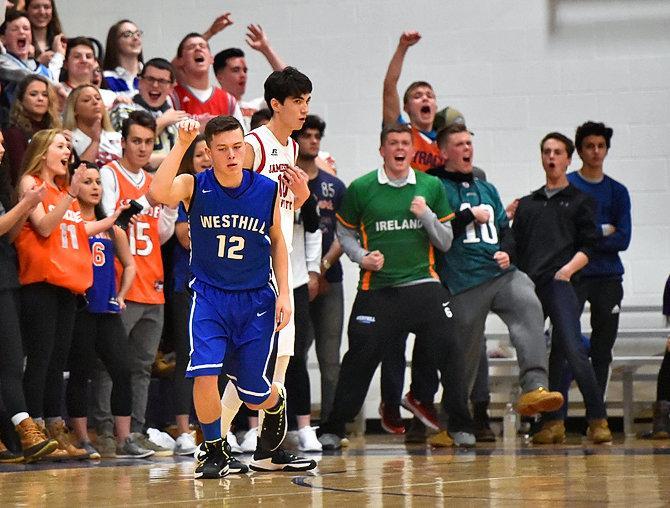 West Schild Section Boys Basketball Scores Friday