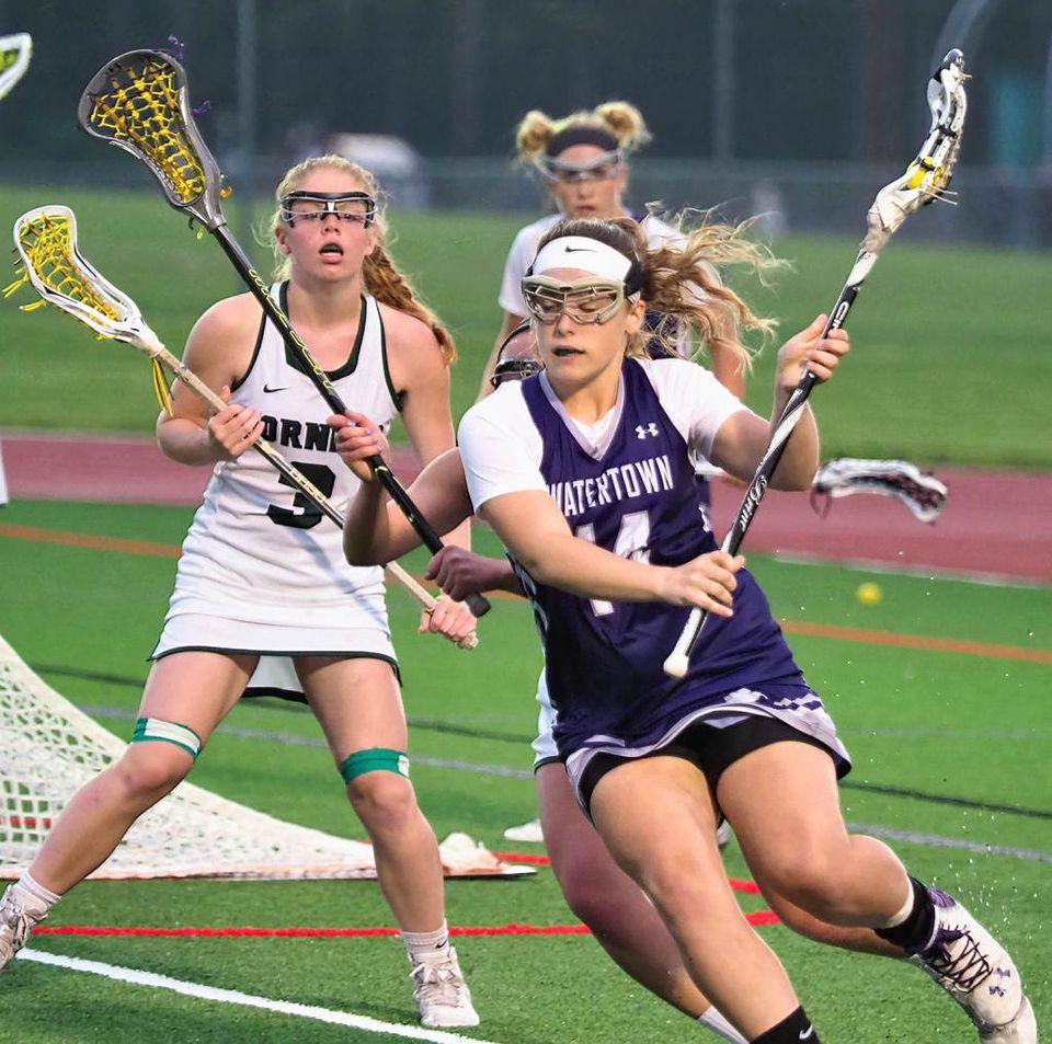 genesee girls Most lacrosse players at most any level know and even request the west genesee drill, but how many know the story of the legendary program that created it.