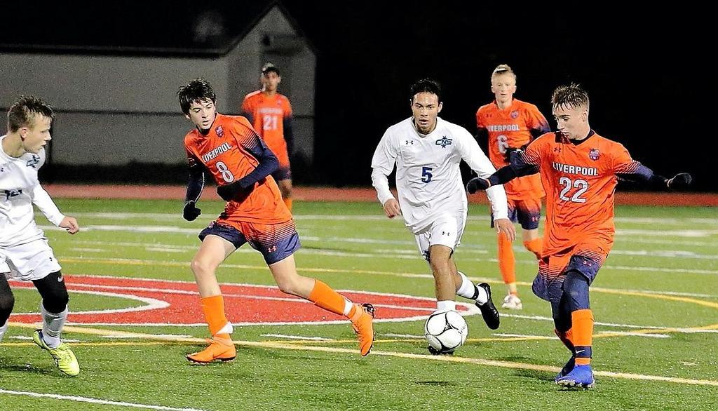 Joe Barraco's OT goal pushes Cicero-North Syracuse to AA boys soccer final