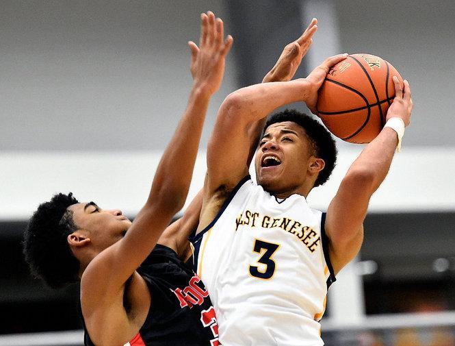 Section III boys basketball roundup: Malik Zachery scores ...
