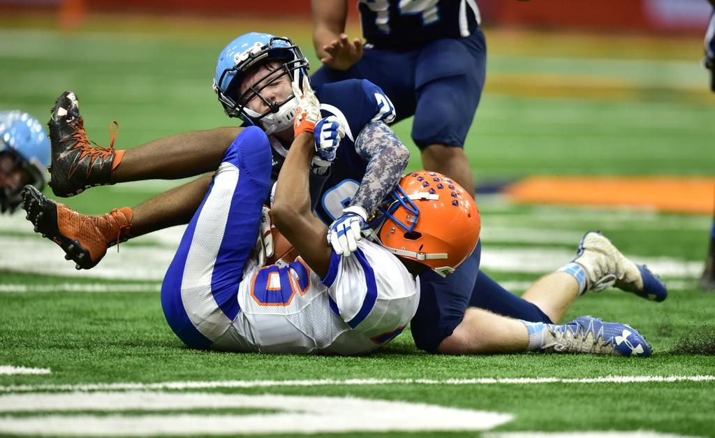 8-Man high school football taking hold in CNY, across state with low player turnout