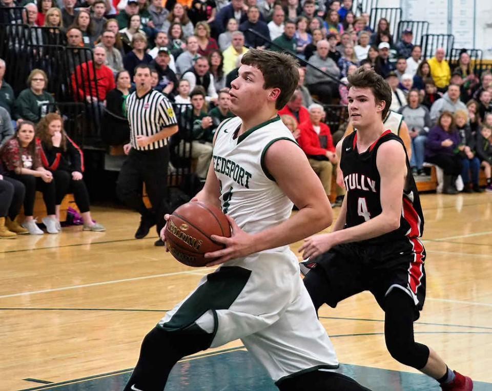 Section III boys basketball roundup: Weedsport narrowly ...